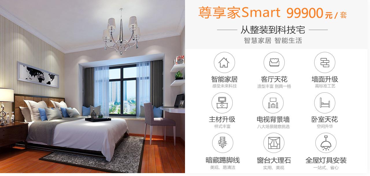 智享家Smart99900元/套