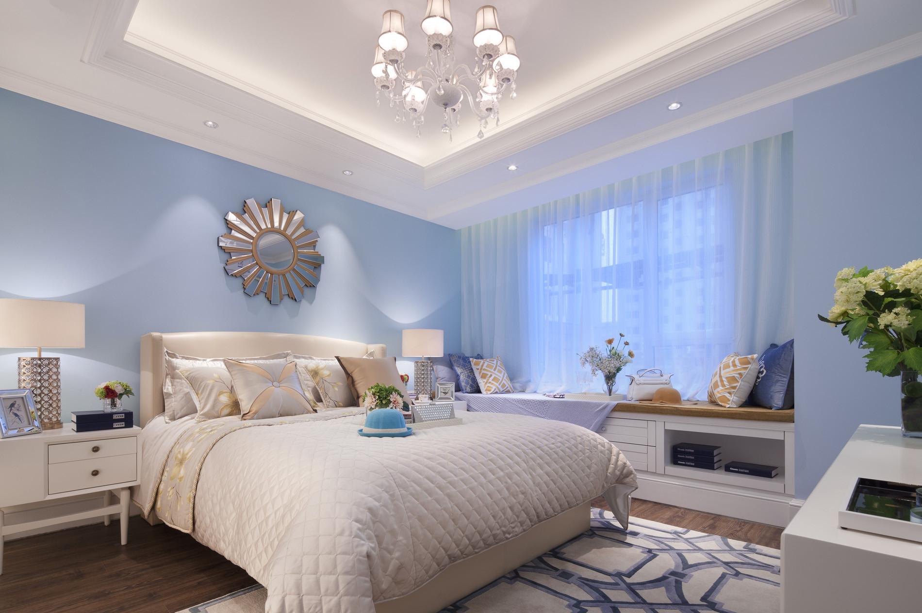 【装修技巧】深圳家装公司邀您一起6个卧室设计效果图